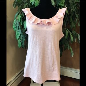 Gap- Woman's Pink Sleeveless Top- M